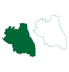 Kadapa district andhra pradesh state republic vector