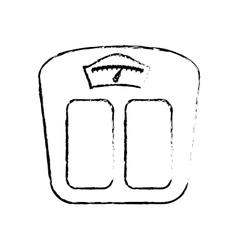 measure scale icon vector image