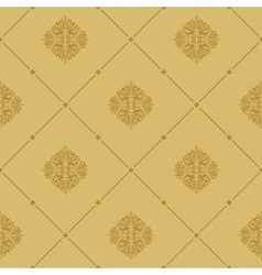 Royal seamless pattern design vector image