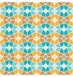 Intricated geometric pattern vector
