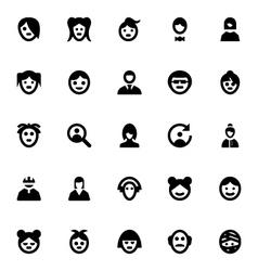 People Avatars-2 vector