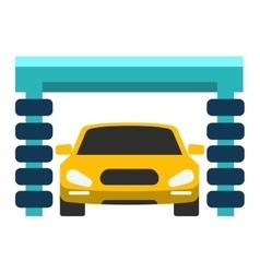 Car service repair icon vector image
