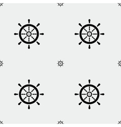 Colunbus day or marine pattern vector image vector image