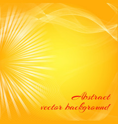 abstract background poster vector image