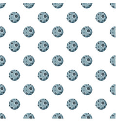 Full moon pattern vector