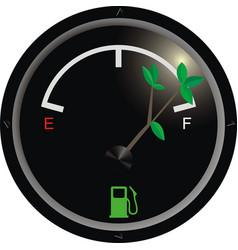 greenfuel vector image