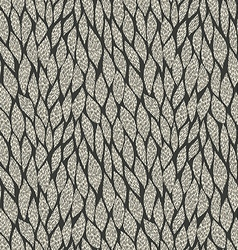 weave braid seamless pattern vector image vector image