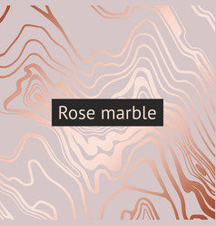 Gold marble decorative background for design vector