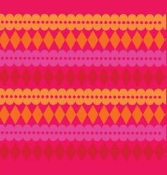 Papel banner pink vector