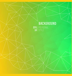 dark color abstract background vector image