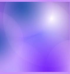 abstract blue purple blurred gradient background vector image