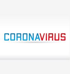 Coronavirus text vector