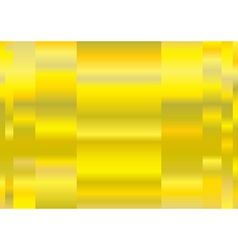 yellow metal a background vector image vector image