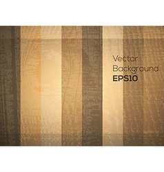 Abstract wood background vector