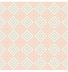 Pastel retro seamless pattern vector