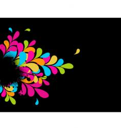 bright vector image