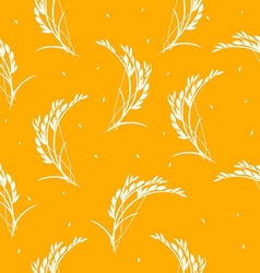 Seamless pattern organic vector