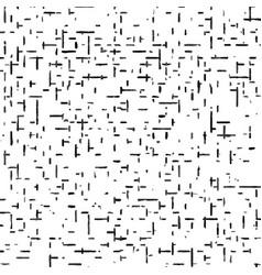 Black background of randomly crossing strokes vector