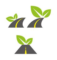 Greenroad vector
