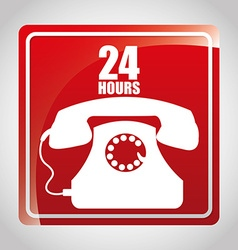 Telephone Design vector image