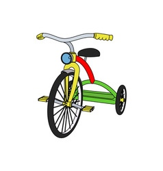 Tricycle-380x400 vector