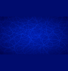 Abstract background of elipses vector