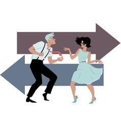 Dancing the twist vector