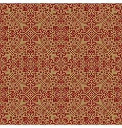 Abstract seamless pattern - art nouveau vector