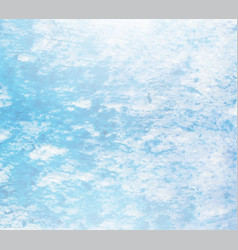 blue stained background vector image