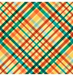Simple plaid cloth vector