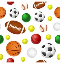 Ball background vector