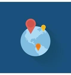 Social media icon vector image