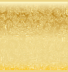 gold textured background vector image