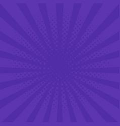 purple retro style background vector image