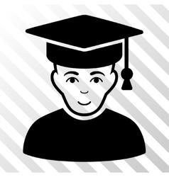 Professor icon vector