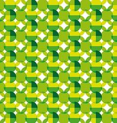 green background design vector image