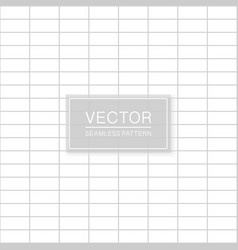 simple seamless grid pattern - minimalistic vector image