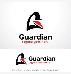 Letter g logo template design vector