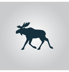 moose vector image