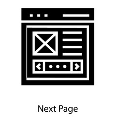 web wireframe vector image