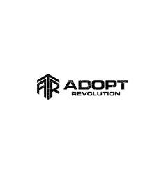 atr logo vector image