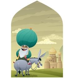 Nasreddin Hodja 2 vector