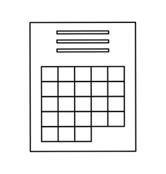 Paper with graph vector