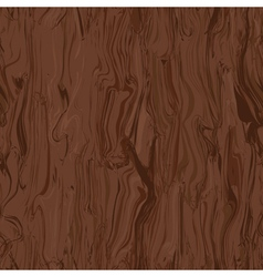 seamless texture of walnut vector image vector image