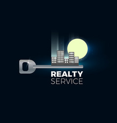 realty vector image