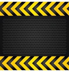 metallic background sheet vector image