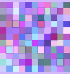 colorful abstract 3d cube background vector image