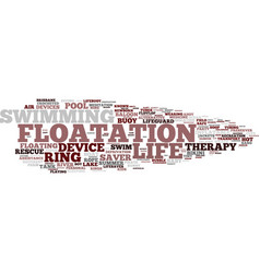 Floodplain word cloud concept vector