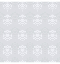 Gentle Floral Seamless vector image vector image