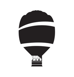 Carnival air balloon vector